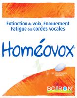 Boiron Homéovox Comprimés à SAINT-GERMAIN-DU-PUY