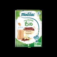 Modilac Céréales Farine Cacao Vanille Dès 12 Mois B/250g à SAINT-GERMAIN-DU-PUY