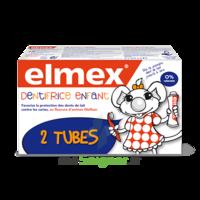 Elmex Duo Dentifrice Enfant, Tube 50 Ml X 2 à SAINT-GERMAIN-DU-PUY