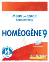 Boiron Homéogène 9 Comprimés à SAINT-GERMAIN-DU-PUY