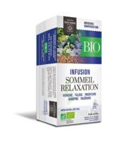 Dayang Sommeil Relaxation Bio 20 Infusettes à SAINT-GERMAIN-DU-PUY
