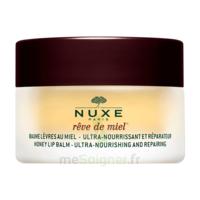 Nuxe Baume Lèvres Ultra-nourrissant Rêve De Miel®15g à SAINT-GERMAIN-DU-PUY