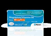 MAGNESIUM/VITAMINE B6 MYLAN 48 mg/5 mg, comprimé pelliculé à SAINT-GERMAIN-DU-PUY
