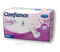 Confiance Lady Protection anatomique incontinence 4 gouttes Sachet/14 à SAINT-GERMAIN-DU-PUY
