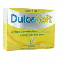 Dulcosoft Poudre pour solution buvable 10 Sachets/10g à SAINT-GERMAIN-DU-PUY