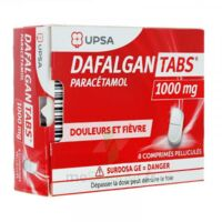 Dafalgantabs 1 G Cpr Pell Plq/8 à SAINT-GERMAIN-DU-PUY