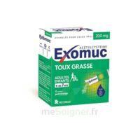 Exomuc 200 Mg, Granulés Pour Usage Oral En Sachet 15 Sachets/2g à SAINT-GERMAIN-DU-PUY