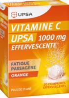 Vitamine C Upsa Effervescente 1000 Mg, Comprimé Effervescent à SAINT-GERMAIN-DU-PUY