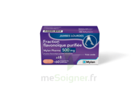 FRACTION FLAVONOIQUE MYLAN PHARMA 500MG, comprimés à SAINT-GERMAIN-DU-PUY