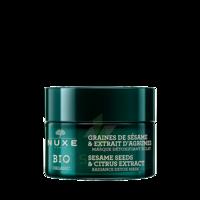 Nuxe Bio Masque Détoxifiant Eclat 50ml à SAINT-GERMAIN-DU-PUY