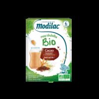 Modilac Céréales Farine Cacao Dès 6 Mois B/250g à SAINT-GERMAIN-DU-PUY