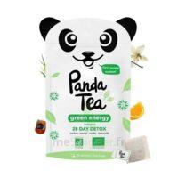Panda Tea Green Energy 28 Sachets à SAINT-GERMAIN-DU-PUY